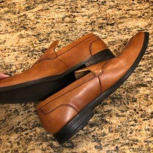 Cole Haan Adams Men Brown Loafers Size 8.5 M